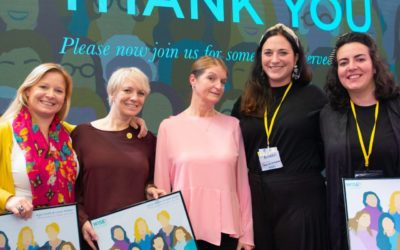 Top UK Inspirational Women Award For Kate & Laura